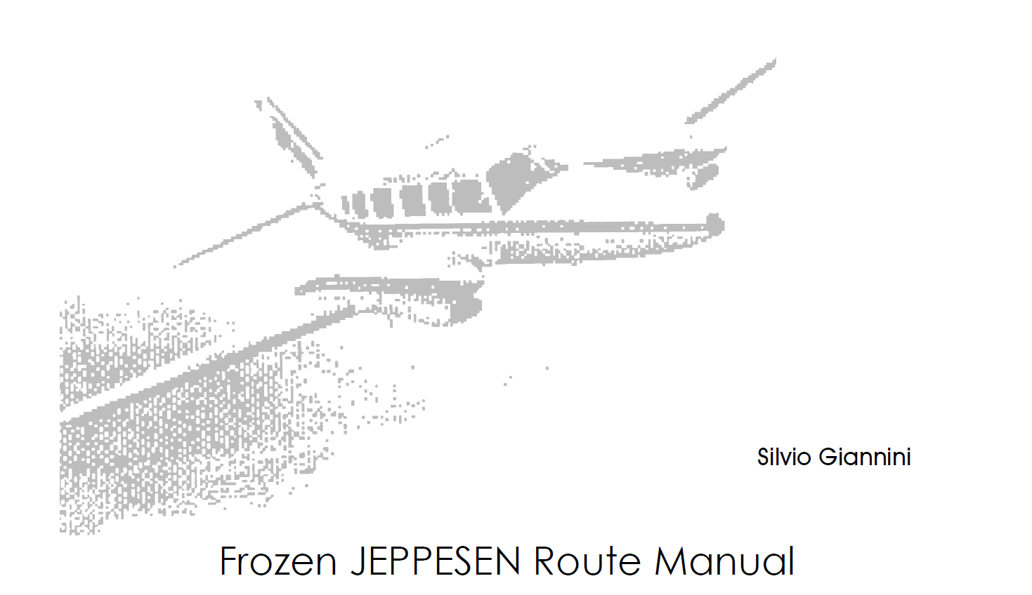 Frozen JEPPESEN Route Manual
